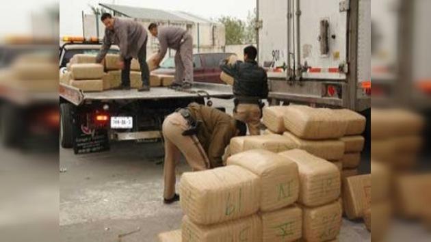 Soldados mexicanos descubrieron 12 toneladas de marihuana