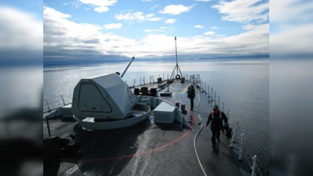 Canadá anuncia que realizará maniobras a gran escala en el Ártico