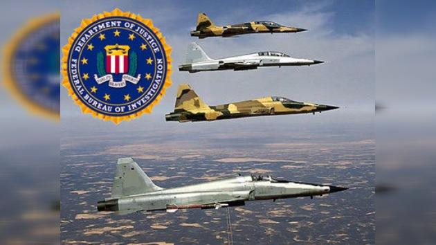 FBI detuvo a hombre que intentaba vender avión caza estadounidense a Irán