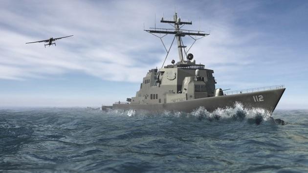 EE.UU. lanzará drones asesinos desde pequeños buques
