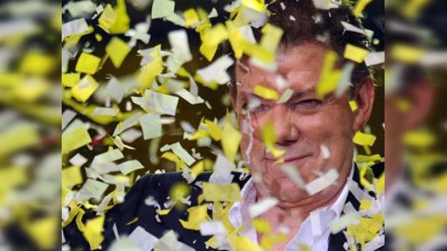 El 81% de los colombianos aplaude la política exterior de Juan Manuel Santos
