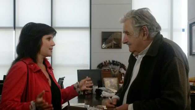 AVANCE: RT pasa 'un día con' el presidente de Uruguay, José Mujica