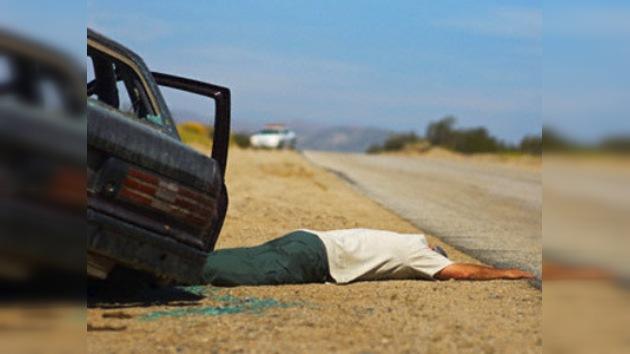 Unas 24.000 personas mueren al año en México por accidentes de tránsito