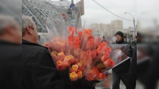 El costo de las rosas