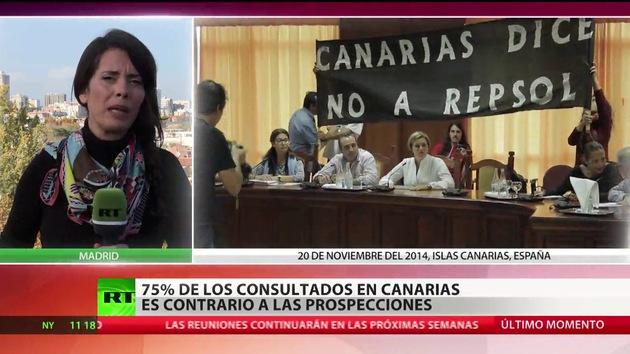 El 75% de los consultados en las Islas Canarias se opone a las prospecciones petrolíferas en aguas del archipiélago