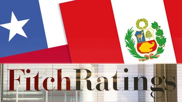 Chile y Perú, entre las naciones mejor preparadas para afrontar crisis económica