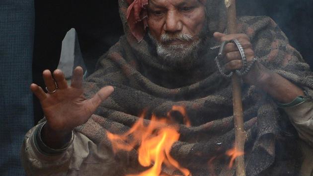 Fotos: El frío alcanza su mínimo histórico en la India y deja más de 100 muertos