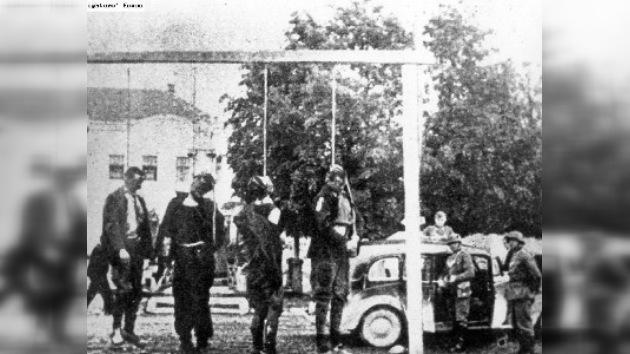 Tribunal serbio solicita a EE. UU. detención de nazi de 88 años