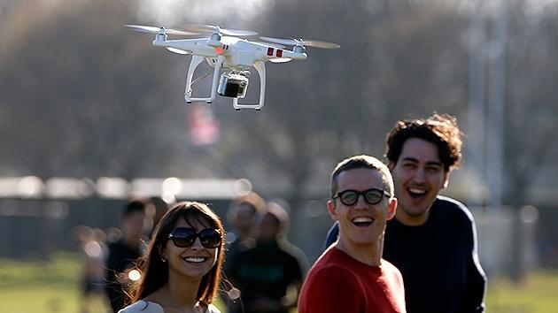 'Drones de la paz': Las 5 razones por las que los aviones no tripulados mejoran el mundo