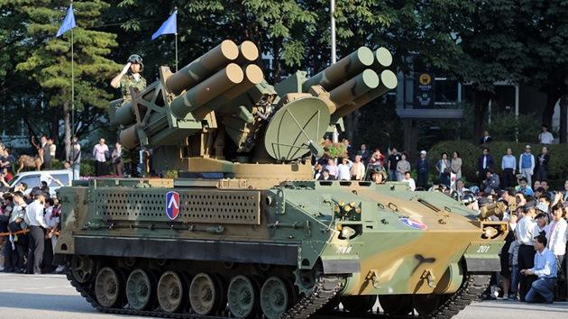 Corea del Sur diseña un sistema de defensa antiaérea contra objetivos a baja altitud