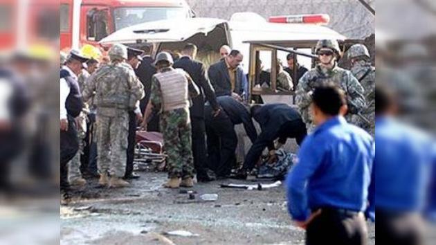 Doble atentado en Iraq deja 42 muertos y 65 personas resultaron heridas