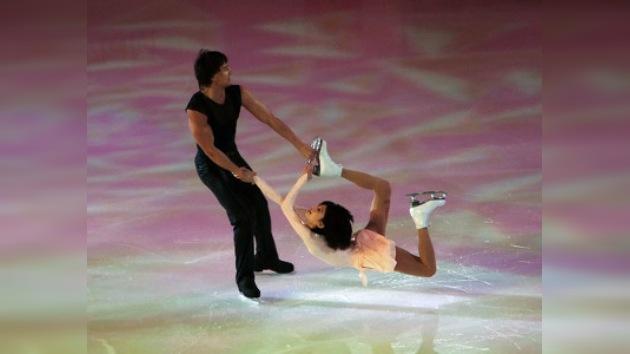 Pareja rusa ganó Campeonato Europeo de Patinaje Artístico