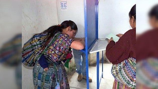 """El voto de la población indígena en Guatemala dependerá de """"sus necesidades inmediatas"""""""