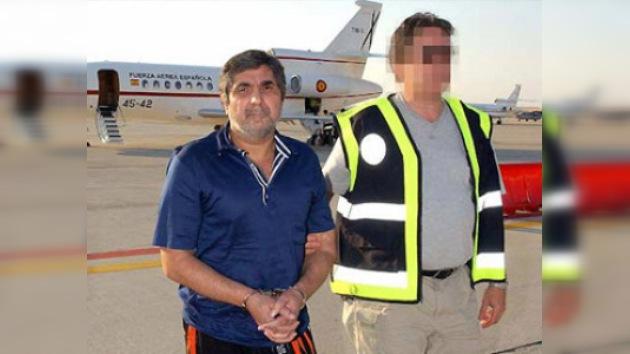 Detenido en España Kalashov, capo de la mafia ruso-georgiana