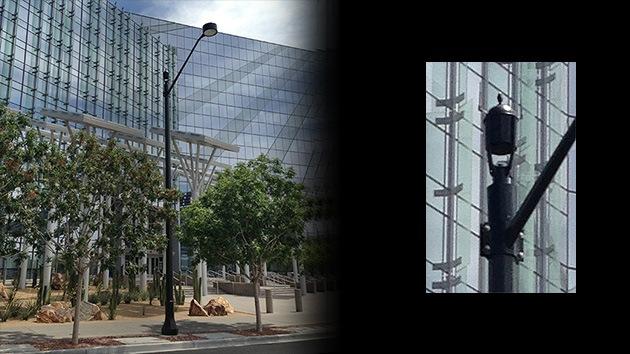 EE.UU.: Farolas 'espías' llenan las calles de Las Vegas