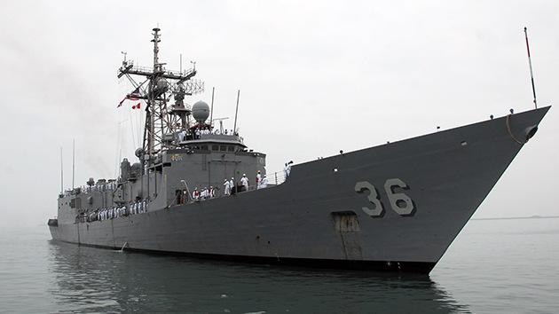 EE.UU. regalará dos fragatas a México