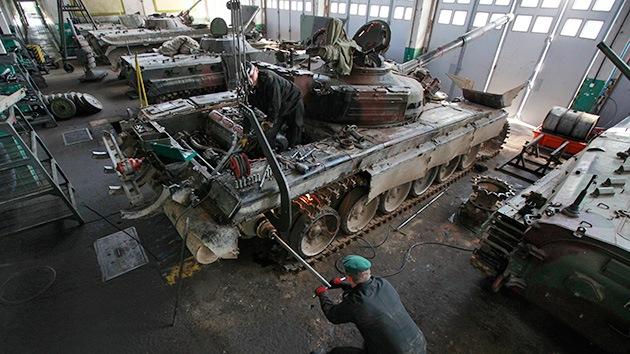 """""""La OTAN entregará a Ucrania vehículos militares de producción soviética"""""""