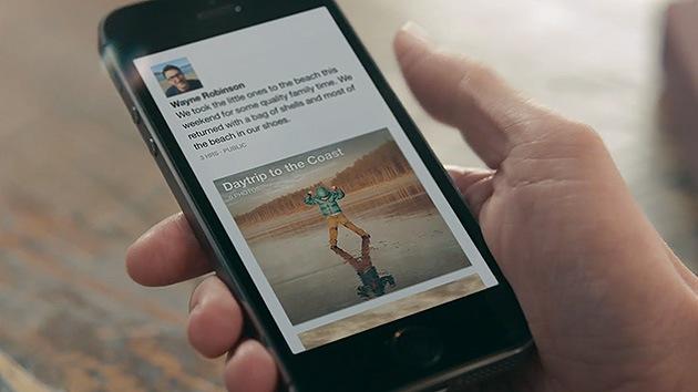 Facebook crea un fuerte competidor para sí mismo