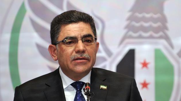 Dimite el primer ministro de la Coalición Nacional Siria
