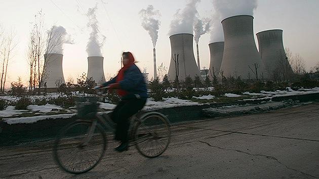 Un ciudadano chino demanda al gobierno local por la contaminación