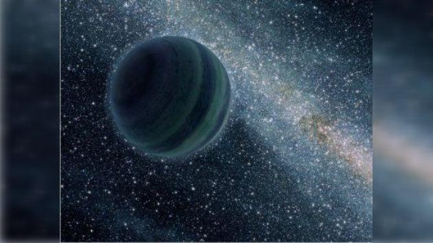 El Universo probablemente está lleno de planetas 'vagabundos'