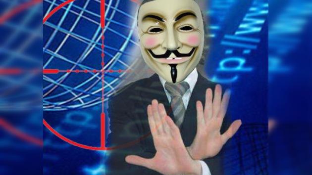Anonymous desmiente el 'gran apagón' de Internet