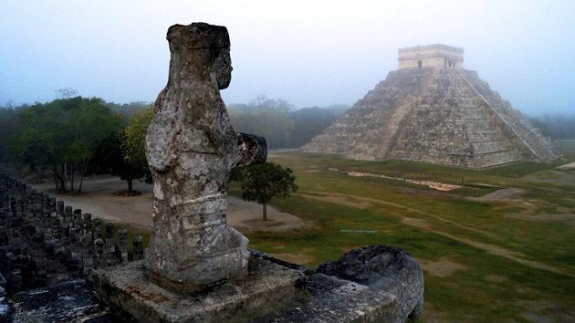 ¿Qué provocó el colapso de la civilización maya?