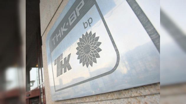 BP podría vender su participación en TNK-BP a Gazprom o Rosneft