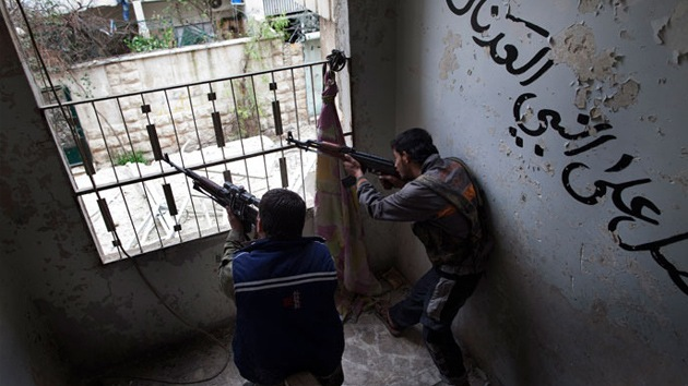 """Ex rehén de los rebeldes sirios a RT: """"Es gente sencilla, sin una ideología clara"""""""