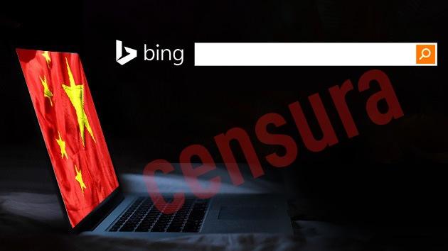 Revelan que Microsoft censura Internet para China a través de su buscador