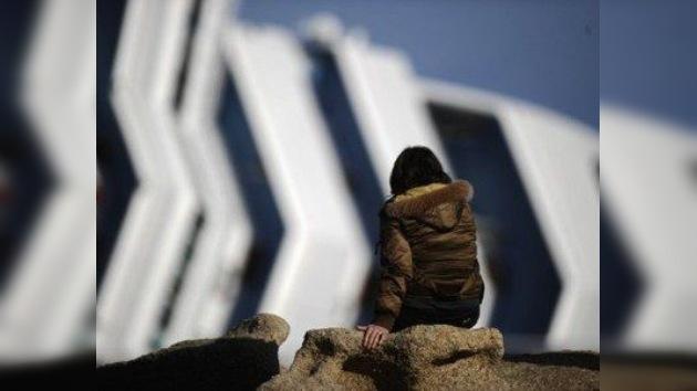 Una mujer exige un millón de euros por sufrir un aborto tras el accidente del Concordia