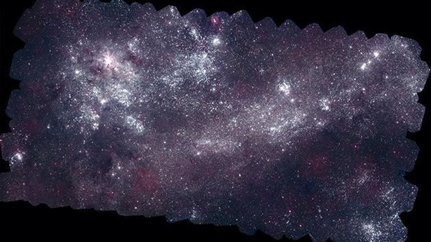 Video: Crean los 'retratos' más completos de dos galaxias vecinas a la Vía Láctea