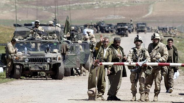 EE.UU. monta bases en el Kurdistán iraquí