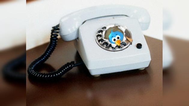 Tweetphone, el teléfono de los 80 que sabe 'twittear'