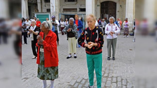 'Seguir hasta los 120 años' es una meta para miles de cubanos