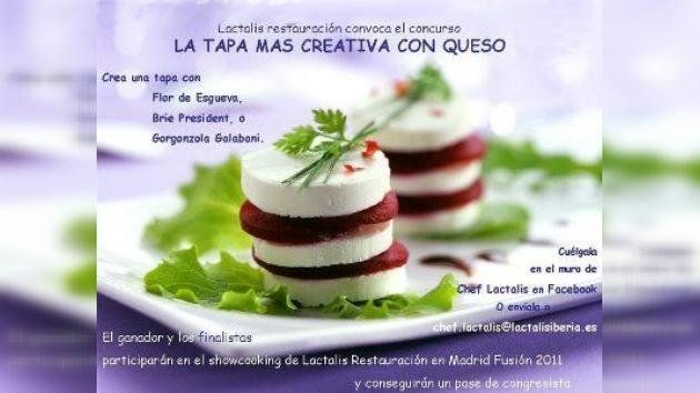 La toma gastronómica de América Latina en la feria Madrid Fusión y la Red