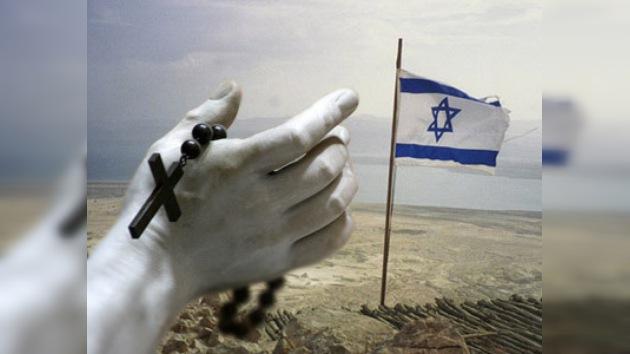 """Israel califica las declaraciones del Vaticano como un """"ataque político"""""""