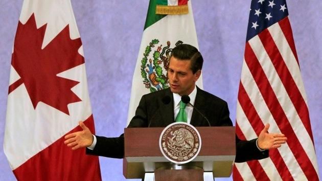 México y el TLCAN 20 años después ¿Qué le salió mal a uno de los 'Tres Amigos'?