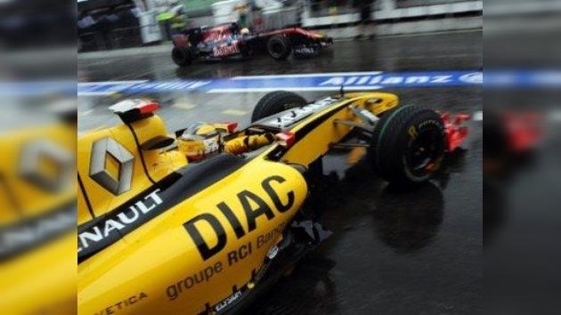 Kubica podría volver a los circuitos en octubre