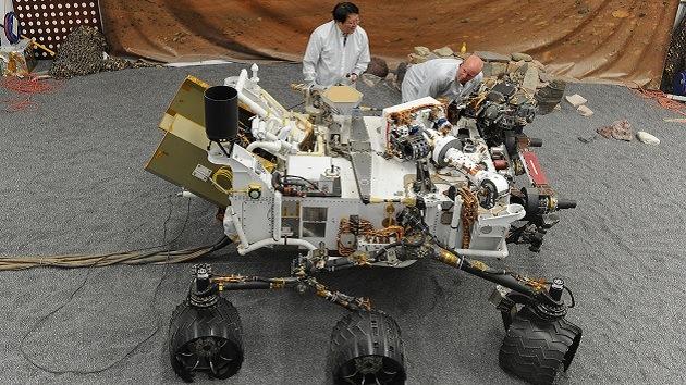 El Curiosity prepara una misión tripulada