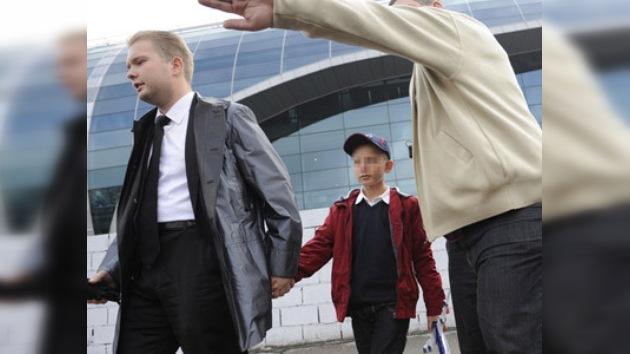 Rusia y EE. UU. firmarán un acuerdo sobre adopciones de niños en enero