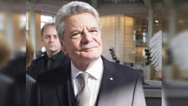 El pastor evangélico Joachim Gauck, elegido nuevo presidente de Alemania