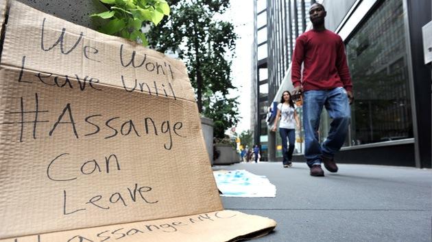 """Suecia: """"No entregaremos a Assange a EE.UU. si puede ser sentenciado a muerte"""""""