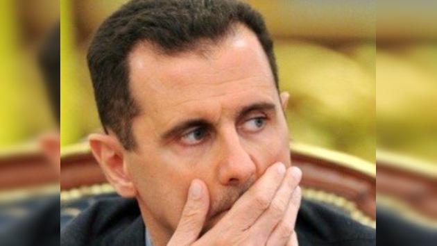 Suiza congela los activos de 22 dirigentes sirios