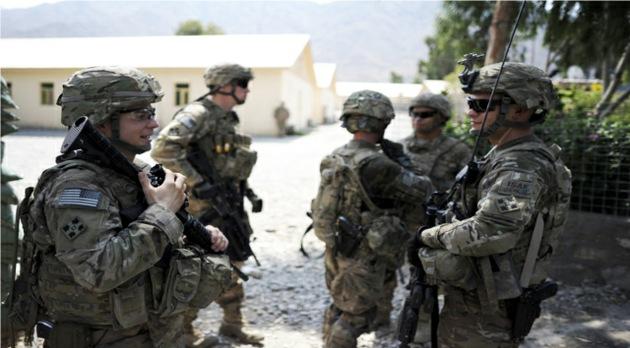 Sanciones administrativas para los soldados de EE.UU. que quemaron el Corán