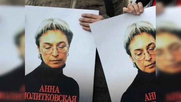 La pista del asesinato de Anna Politkóvskaya lleva a Londres