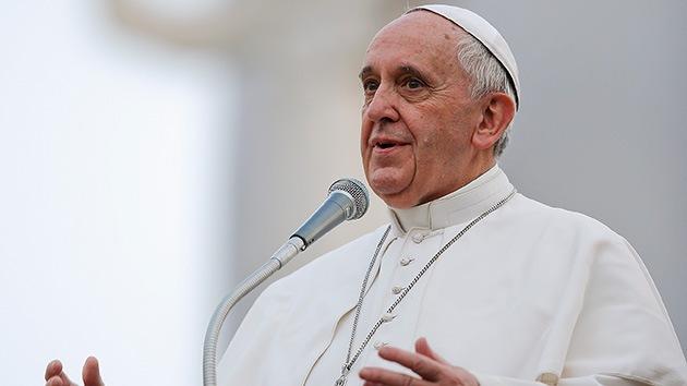El papa Francisco ha pedido perdón por los casos de pederastia en la Iglesia