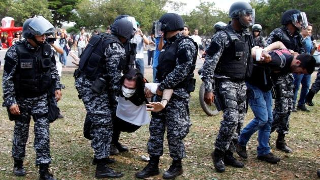 Video: Arranca la Copa Confederaciones en Brasil con protestas, heridos y detenciones