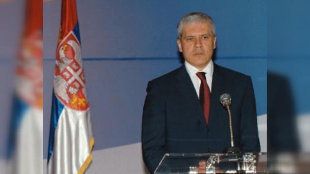Serbia solicita su ingreso en la Unión Europea