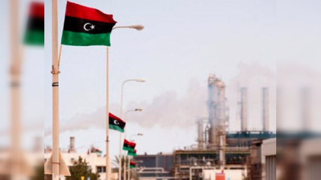 La petrolera italiana Eni reanuda la extracción de crudo en Libia
